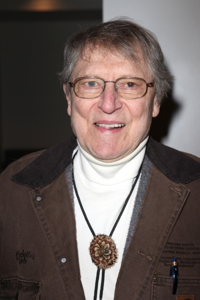 John Cullum at Inside THE WHALE Opening Night- Arrivals!