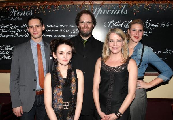 Cory Michael Smith, Reyna de Courcy, Shuler Hensley, Tasha Lawrence & Cassie Beck  Photo