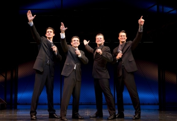 Flashback: JERSEY BOYS Celebrates Seven Years on Broadway Today!