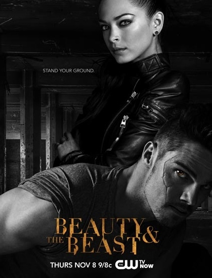 Photo Flash: New Poster Art for The CW's BEAUTY AND THE BEAST