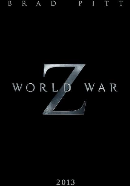 Photo Flash: Teaser Poster for Brad Pitt's WORLD WAR Z