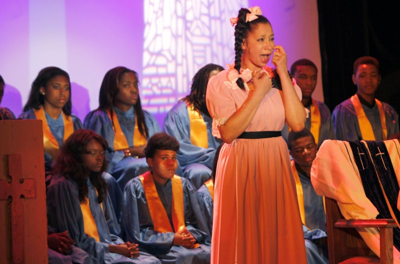 Vy Higginsen's Gospel for Teens Choir Releases Debut Single