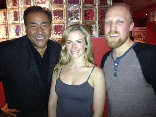 Photo Flash: Libby Pataki and ABC's John Quinones visit HOW TO BE A NEW YORKER