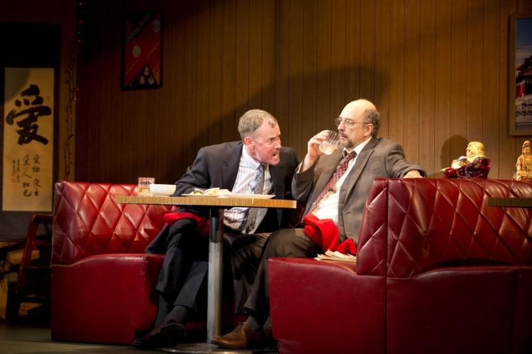High Res John C McGinley and Richard Schiff