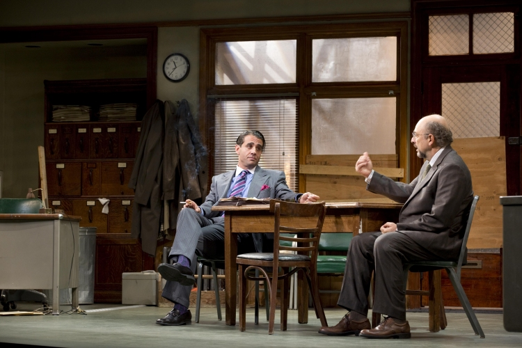 High Res Bobby Cannavale and Richard Schiff