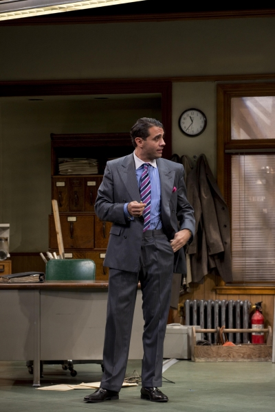 Bobby Cannavale at First Look at Al Pacino, Bobby Cannavale, and More in GLENGARRY GLEN ROSS