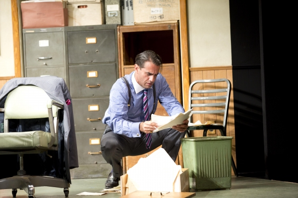 Photo Flash: First Look at Al Pacino, Bobby Cannavale, and More in GLENGARRY GLEN ROSS