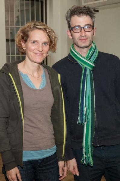 Melissa James Gibson and Daniel Aukin