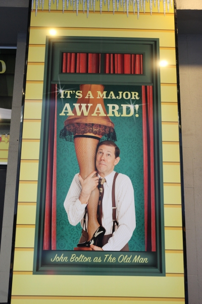 Up On The Marquee: A CHRISTMAS STORY