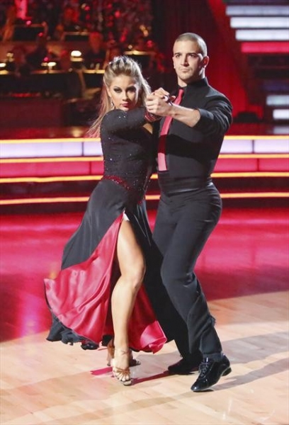 SHAWN JOHNSON, MARK BALLAS    Photo