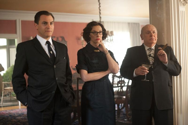 Photo Flash: New HITCHCOCK Photos