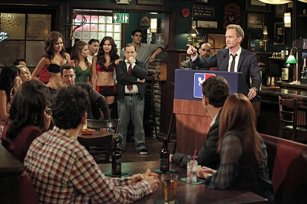 Photo Flash: First Look - HOW I MET YOUR MOTHER, 'The Stamp Tramp'