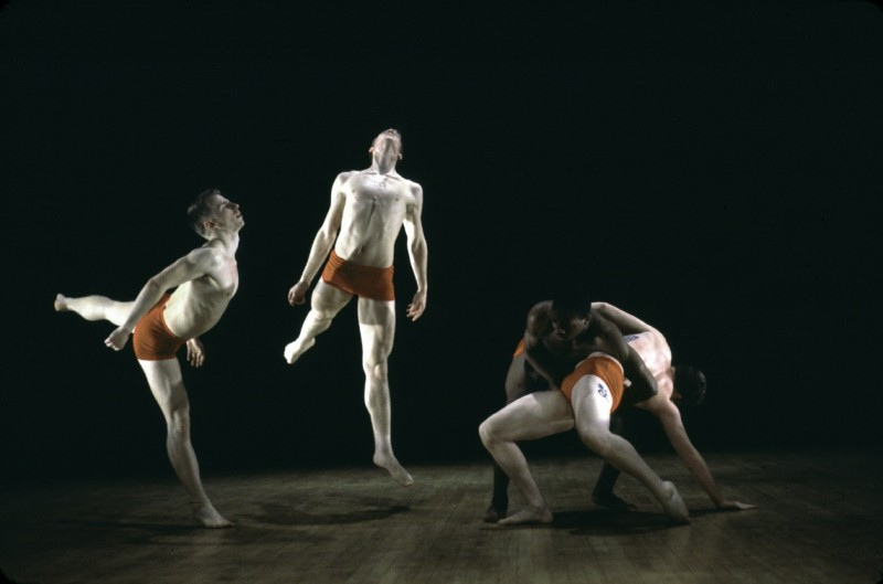Photo Flash: First Look at Randy James New Dance Company '10 Hairy Legs', Debuting Nov 25