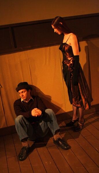 Nicholas Harazin and Catherine Price-Griffin