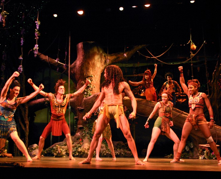 Scenic Designer Derek Smith Talks TARZAN THE MUSICAL at Barter Theatre thru 11/17
