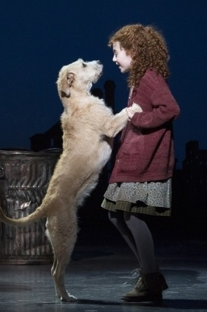 ANNIE Returns to Broadway, Opening Tonight