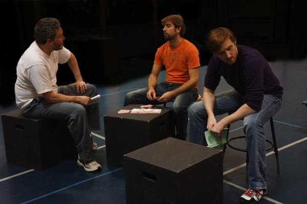 Jordan Sobel, Phil Tayler, Steven Emanuelson Photo