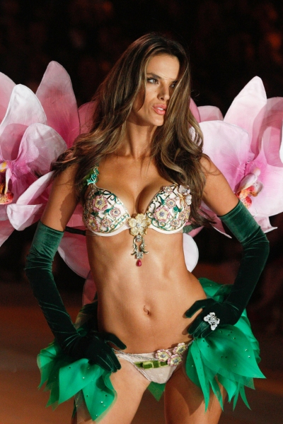 Fashion Photo of the Day 11/8/12 - Alessandra Ambrosio