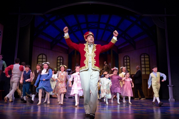 Photo Flash: First Look at Walnut Street Theatre's THE MUSIC MAN