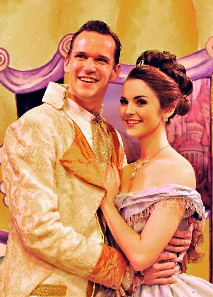 Jake Delaney and Samantha Bruce Photo