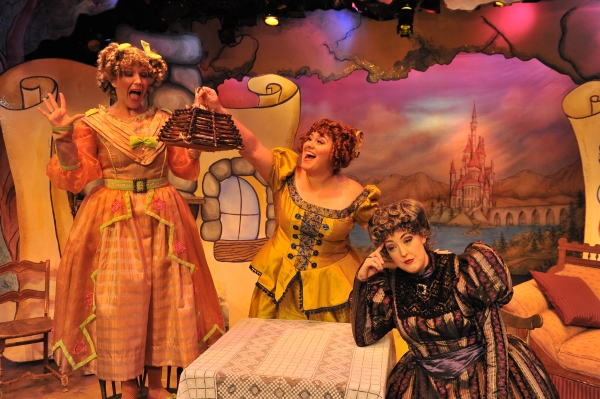 Photo Flash: Production Photos From CINDERELLA at Sierra Rep