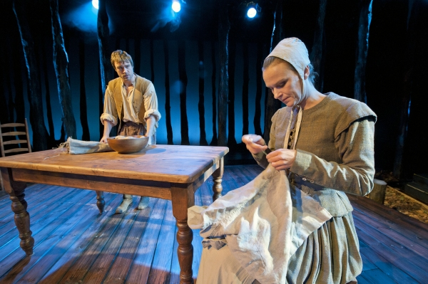 Photo Flash: First Look at Bay Street Theatre's THE CRUCIBLE for Literature Live!