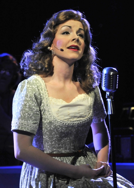 Photo Flash: First Look at FLIPSIDE: THE PATTI PAGE STORY, Set for 59E59 Theaters, Dec 2012