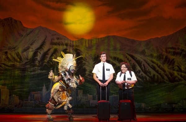 Gavin Creel and Jared Gertner to Reprise National Tour Roles in West End's THE BOOK OF MORMON, Beginning Feb 2013