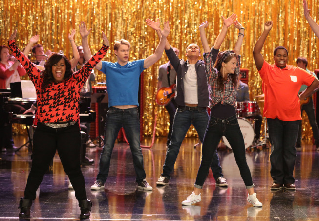 SOUND OFF: GLEE Is Born To Hand Jive