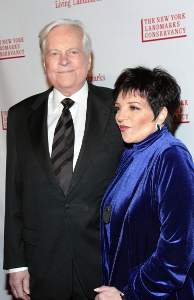 Robert Osborne, Liza Minnelli at Liza Minnelli and More Gather to Honor Nederlanders as Living Landmarks