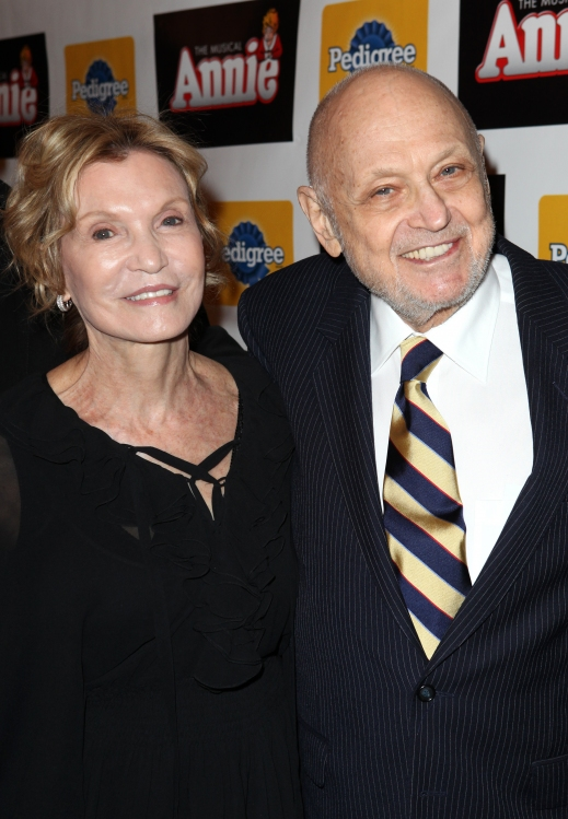 High Res Barbara Strouse & Charles Strouse