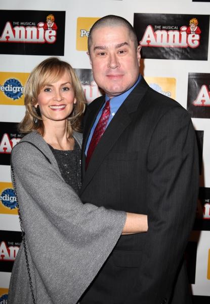Merwin Foard & wife Rebecca Baxter Photo