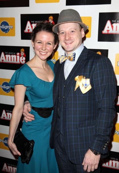 Jeremy Davis & fiance