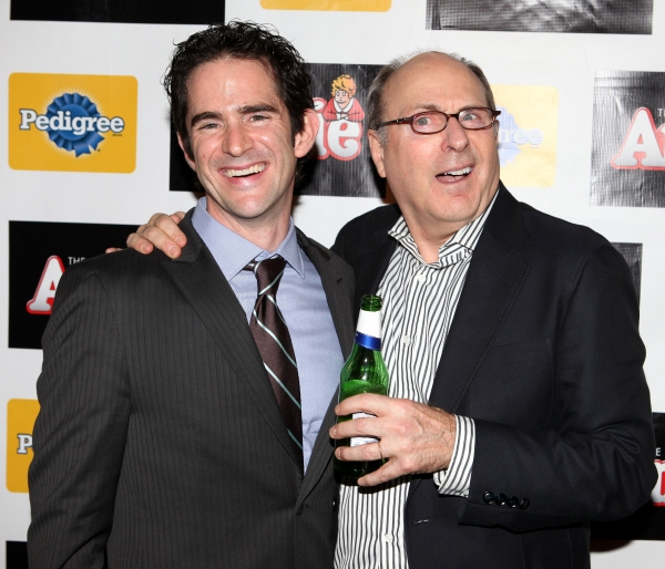 Andy Blankenbuehler & James Lapine