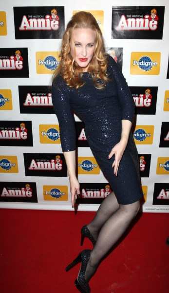Photo Coverage: Inside Opening Night of ANNIE with Anthony Warlow, Lilla Crawford, Katie Finneran and More!