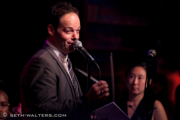 Bobby Cronin at Kate Shindle, Raymond J. Lee and More Featured in Bobby Cronin Concert at Birdland