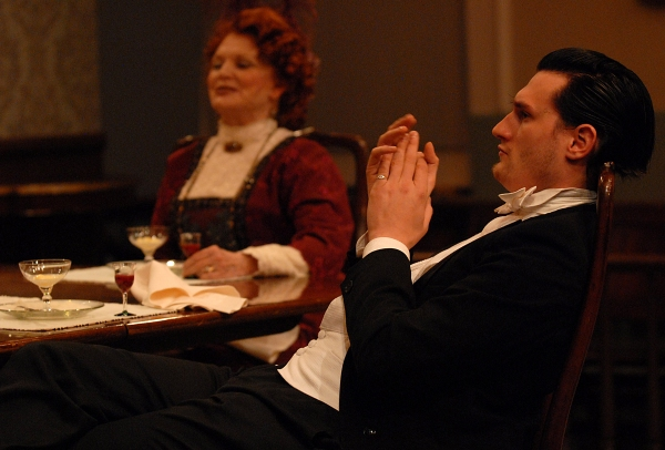 Photo Flash: First Look at Joan Batting, Jeff Church and More in 2nd Story's AN INSPECTOR CALLS