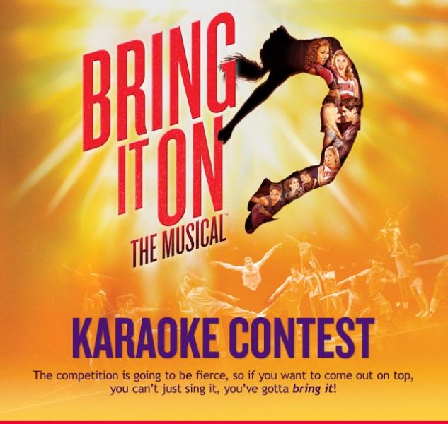 BRING IT ON Contest Ends Tomorrow;  Submit Your Video for Chance to Win Tickets & More!