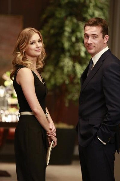 Photo Flash: First Look - REVENGE's 'Revelations,' to Air 12/2