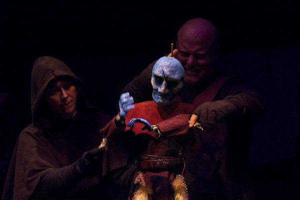 Photo Flash: First Look at Trouble Puppet Theater's TOIL AND TROUBLE