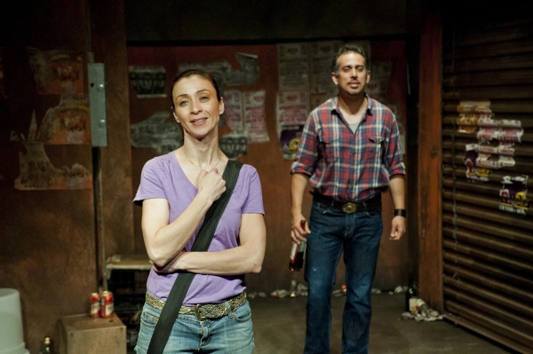 Photo Flash: First Look at Teatro Vista's I PUT THE FEAR OF MEXICO IN 'EM