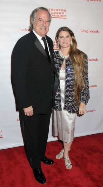 Bonnie Comley, Stewart Lane at Liza Minnelli, The Nederlanders and More at 'Living Landmarks' Fall 2012 Gala