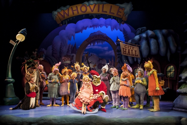 Photo Flash: First Look at Dr. Seuss' HOW THE GRINCH STOLE CHRISTMAS at Children's Theatre Company