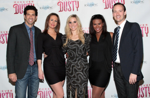 Benim Foster, Coleen Sexton, Kirsten Holly Smith, Christina Sajous, Sean Patrick Hopkins at First Look at Kirsten Holly Smith and More in FOREVER DUSTY at New World Stages!