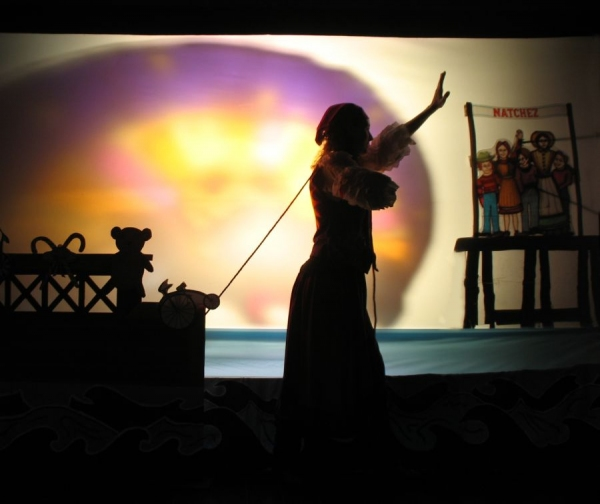 Photo Flash: First Look at Shadow Box Theatre's BIG ANNIE