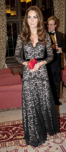 Fashion Photo of the Day 11/10/12 -  Catherine Duchess of Cambridge