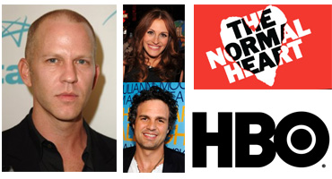 BWW Exclusive: Ryan Murphy's THE NORMAL HEART Headed to HBO with $15 Million Budget?