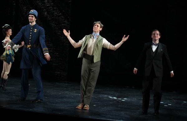 Timothy Hughes, Ian Liberto & Justin Bowen