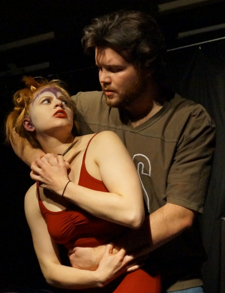 BWW Reviews: Denver's Dangerous Theater Presents Fascinating COMFORT IN THE ARMS OF THE DAMNED
