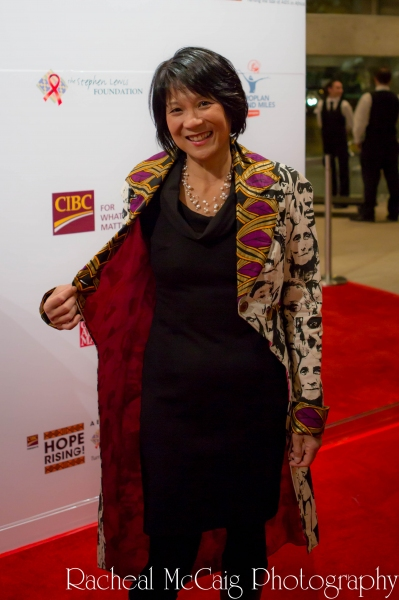 Photo Coverage: Annie Lennox, Sarah McLachlan and Angelique Kidjo at HOPE RISING